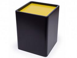Optimistická urna Černá/Žlutá